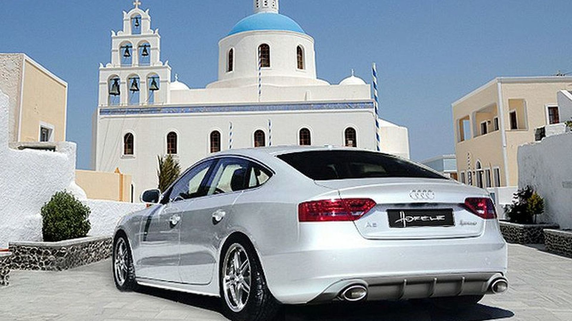 Hofele R8 Look Body Kit For Audi A5 Coupe Cabriolet And