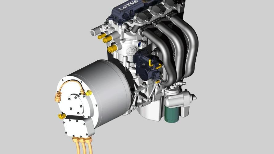 Lotus Reveals 1.2L Three-Cylinder Range Extender Engine