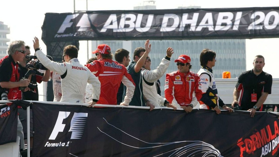 Massa admits Abu Dhabi return chances 'low'