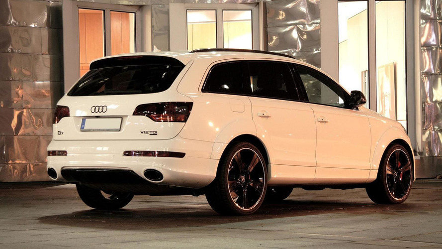Audi Q7 V12 TDI by Anderson Germany