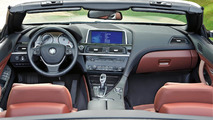 2012 BMW 6-series Cabrio / Convertible