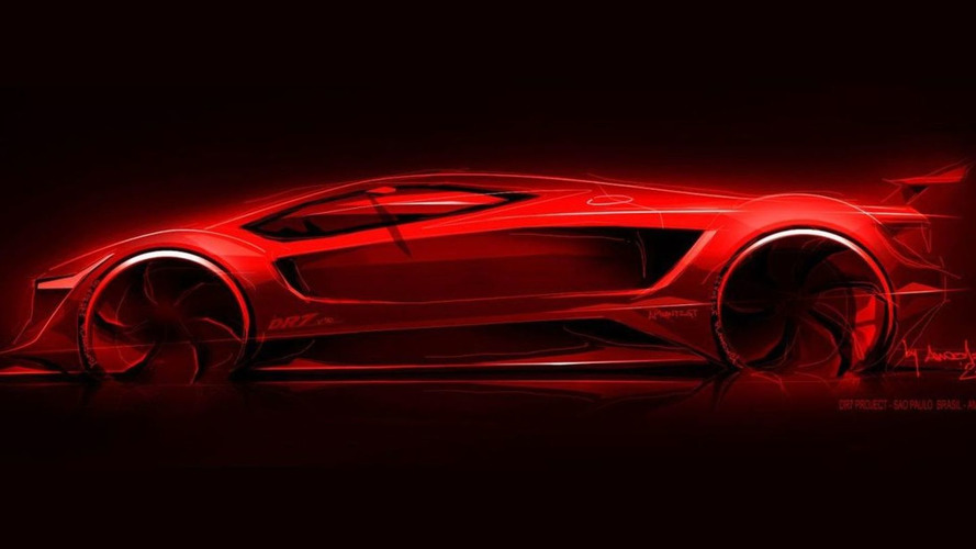 Amoritz GT DR7 - Brazil's First Supercar in Development