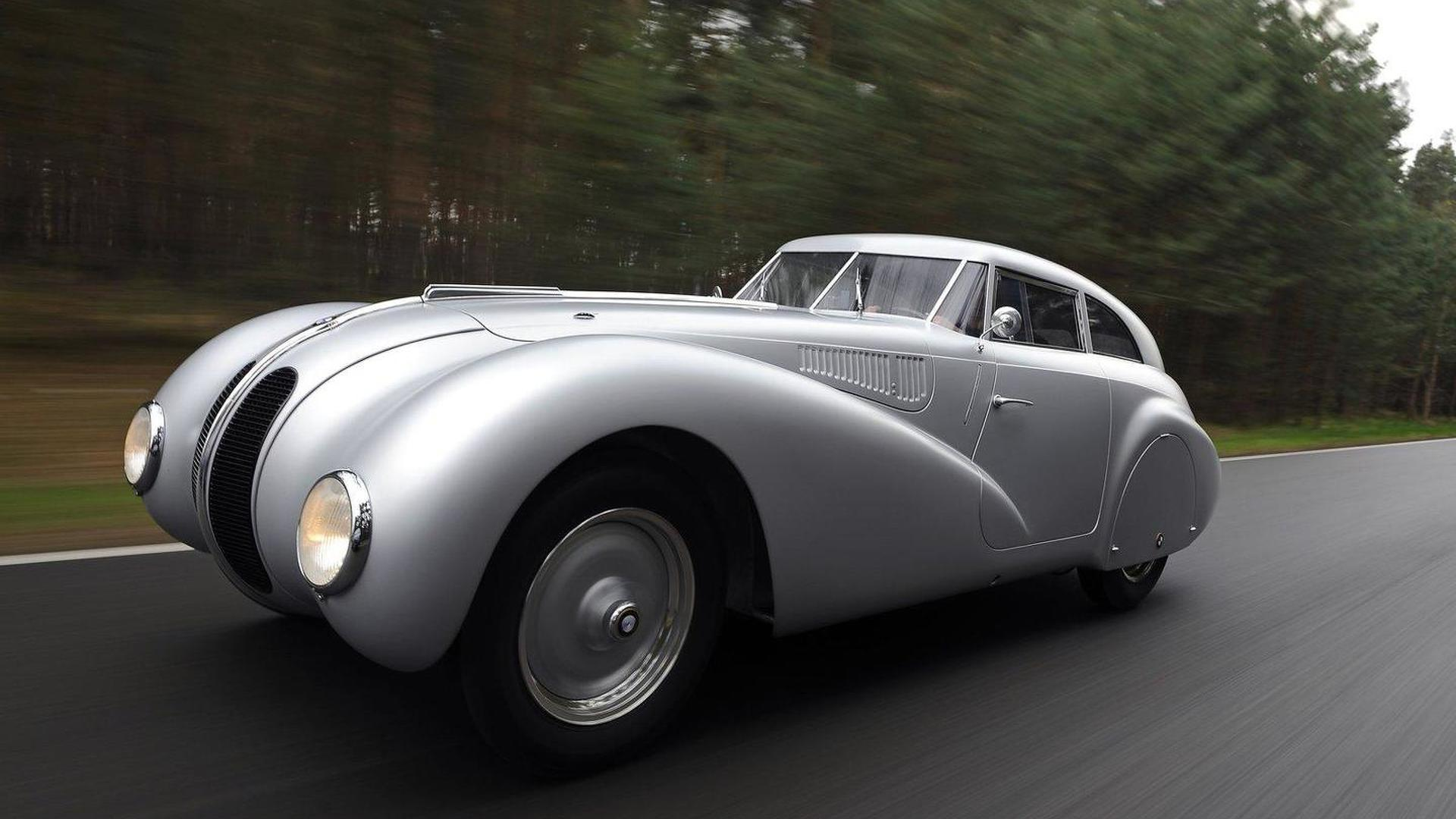 Classic reveals fully recreated 1940 BMW 328 Kamm Coupe