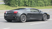 Lamborghini Gallardo LP550-2 Spied outside Nurburgring