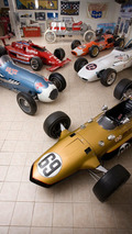 Lyon's Group vintage American race cars