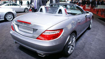 2012 Mercedes SLK-Class debut in Geneva