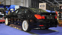 Alpina B7 BITURBO Touring live in Geneva - 01.03.2011