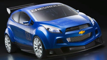 Chevrolet WTCC Ultra Concept Revealed