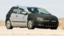 VW Golf VI 2-door spy photo