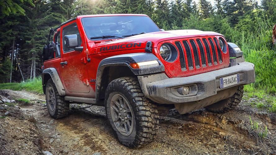 Neuer Jeep Wrangler im Test