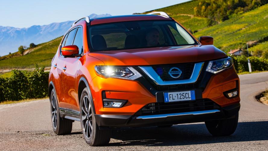 Nissan Qashqai, nome iraniano per un'auto globale