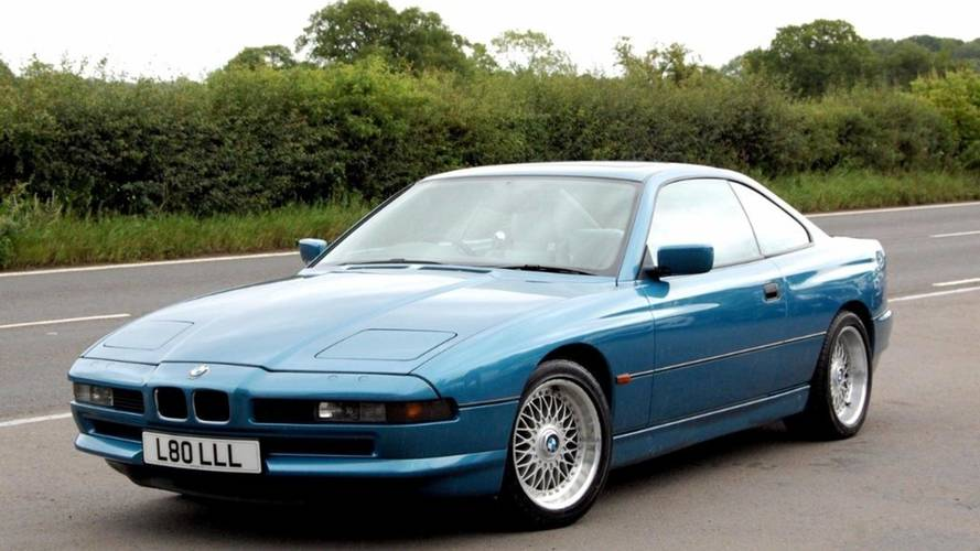 Sultan of Brunei 1993 BMW 850Ci For Sale