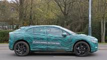 Jaguar I-Pace spy photo
