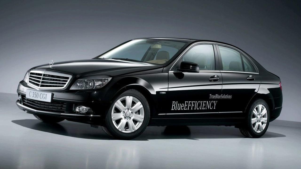Mercedes-Benz C-Class gets BlueEfficiency technology