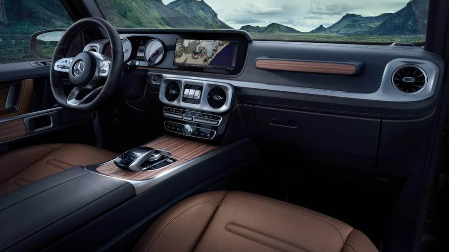 VIDÉO - Le nouveau Mercedes-Benz Classe G montre son intérieur