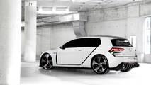2013 VW Golf Design Vision GTI konsepti