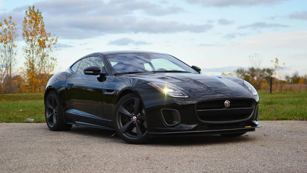 2018 Jaguar F-Type Sport 400: Review