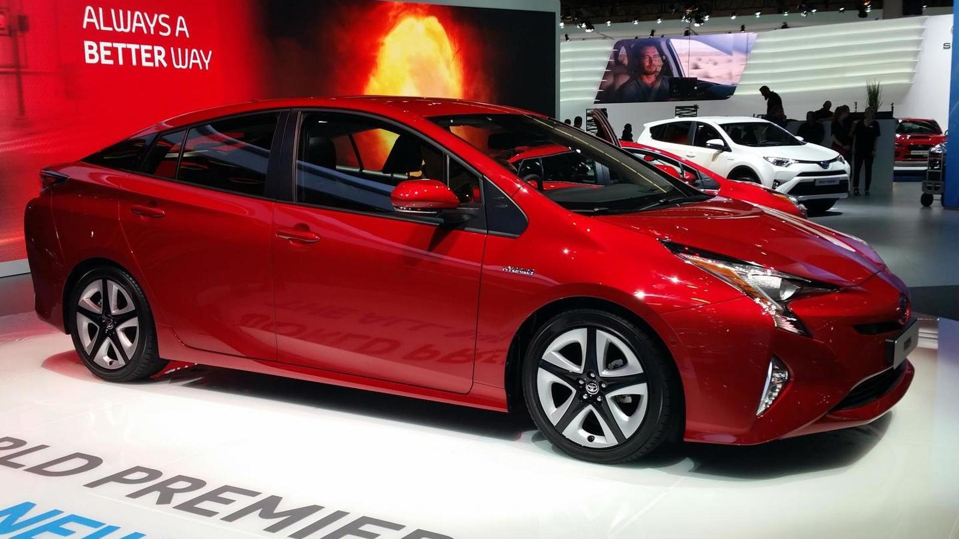 Toyota Приус заказ #10
