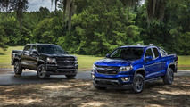 2016 Chevrolet Colorado Midnight Edition and Colorado Z71 Trail Boss
