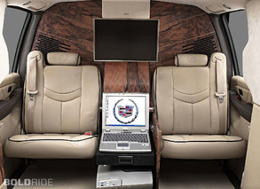 Cadillac Escalade ESV Executive Edition