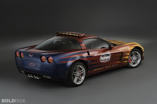 Chevrolet Corvette Z06 Daytona 500 Pace Car