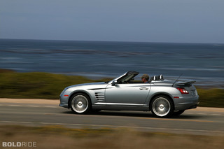 Chrysler Crossfire SRT6 Roadster