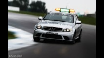 Mercedes-Benz C63 AMG Estate F1 Medical Car