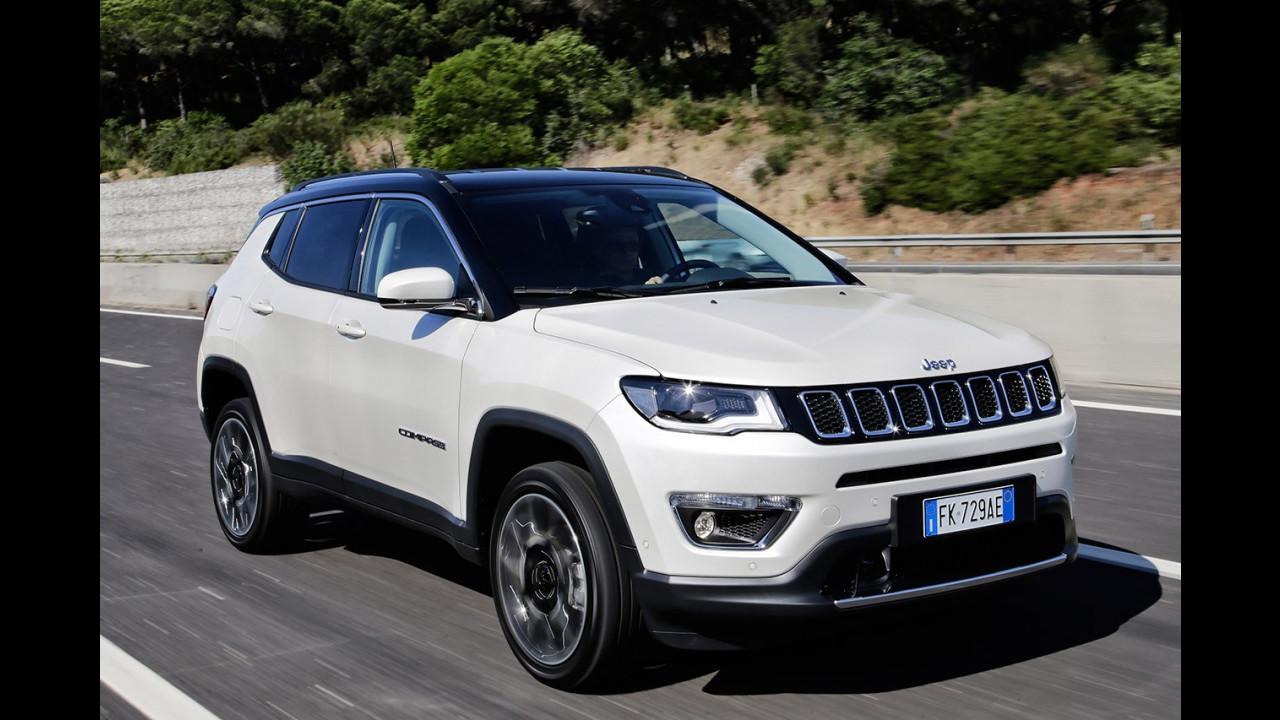 Nuova jeep compass quanto costa e a chi conviene motor1 for Quanto costa costruire un portico anteriore