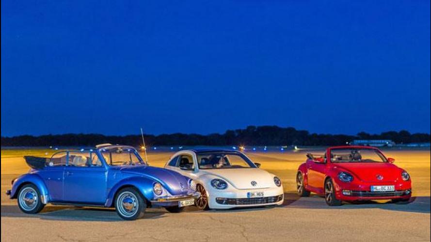 Volkswagen Maggiolino, festa d'estate
