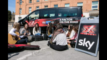 Peugeot con X Factor on the road