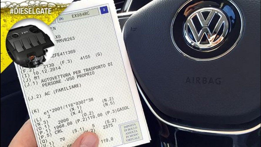 Dieselgate: come controllare la propria Volkswagen, Audi, Seat o Skoda