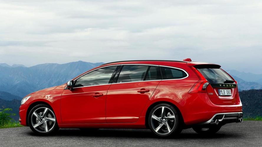 2012 Volvo S60 & XC60 R-Designs gain more power