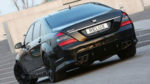 Mercedes-Benz S-Class Makeover by Relux
