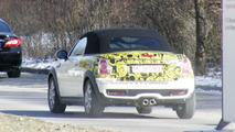 2012 MINI Roadster spied again 25.02.2011