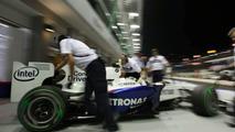 Nick Heidfeld (GER), BMW Sauber F1 Team, Singapore Grand Prix, 25.09.2009