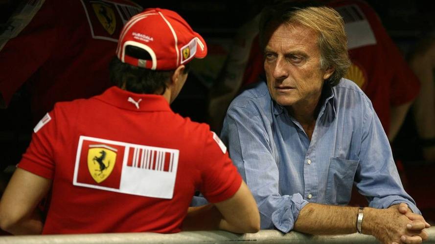 Montezemolo hints Massa to stay at Ferrari