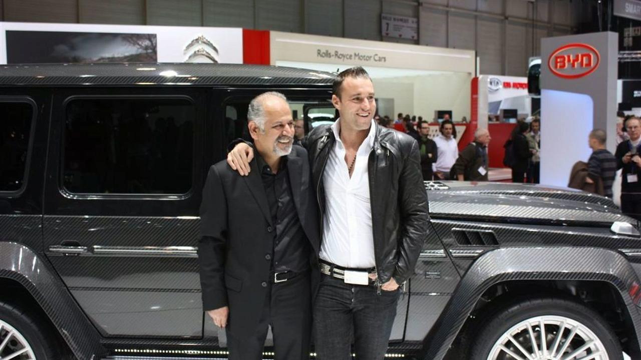 Kourosh Mansory, Philipp Plein, G-Couture based on Mercedes G 55 AMG - 1024 - 03.03.2010