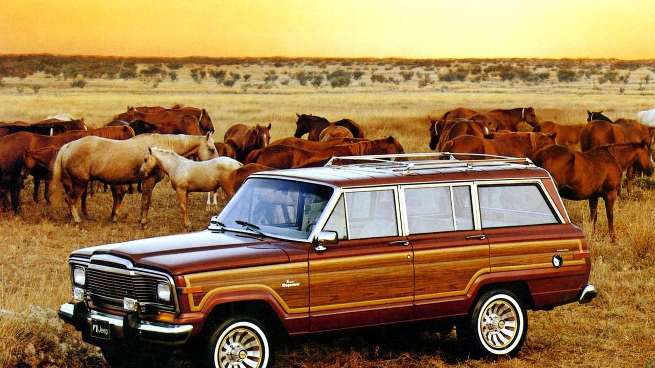 Jeep Grand Wagoneer - 1.12.2011