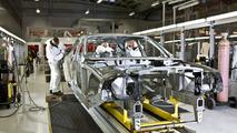 Bentley Mulsanne Production - 08.02.2010
