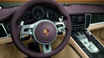 Porsche Panamera 4 first photos - 16.02.2010