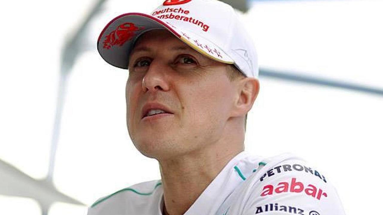 Michael Schumacher / Official Facebook page