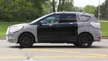 Ford Kuga / Escape facelift spy photo
