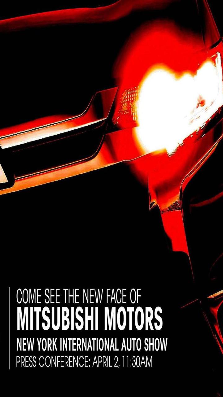 2016 Mitsubishi Outlander facelift (US-spec) teaser