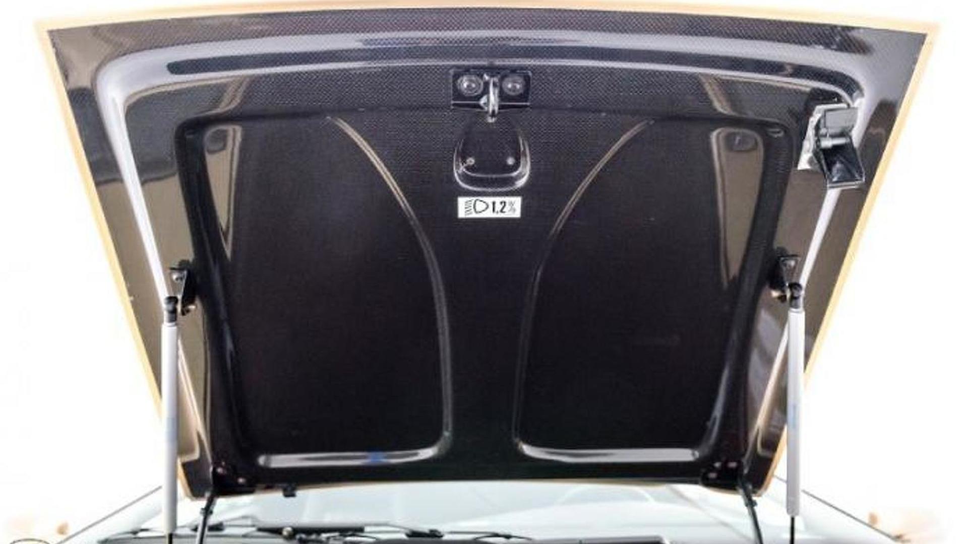 Крышка багажника Lamborghini Diablo 6.0 SE