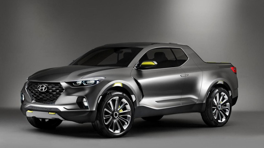 Hyundai confirma inédita picape Santa Cruz na América do Norte