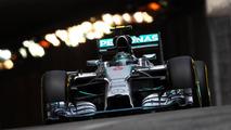 Nico Rosberg (GER), 25.05.2014, Monaco Grand Prix, Monte Carlo / XPB