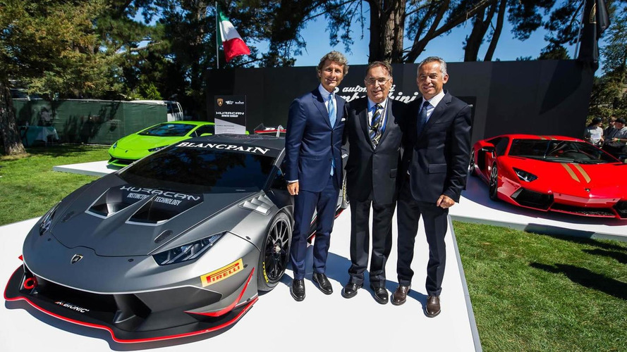 Lamborghini Huracan Super Trofeo gains 10 PS and loses 151 kg