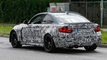 BMW hints at NAIAS debut in January for manual-only M2