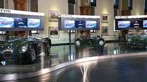 Jaguar Land Rover James Hull Collection