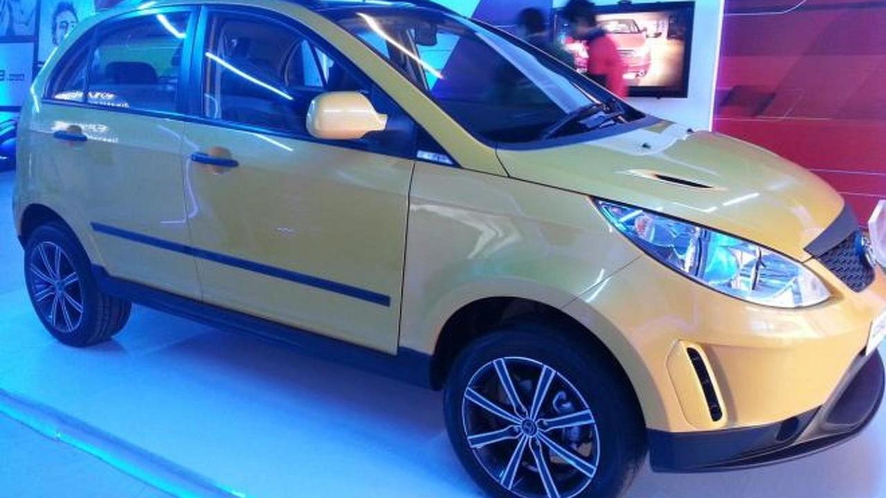 Tata Vista D90 Xtreme Concept